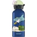 SIGG nápojová detská fľaša WHITE SHARK IN THE DARK 0.4 L kód 8321.00