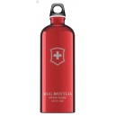 SIGG SWISS EMBLEM RED 0.6L 8319.20