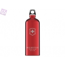 SIGG SWISS EMBLEM RED 1.0L 8318.60