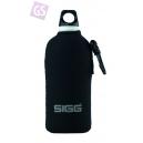 SIGG Termoobal na fľašu Neoprene Black 0,6 l 8332.50
