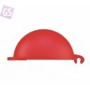 SIGG KBT Výmenný klobúčik na fľaše Red 8142.10